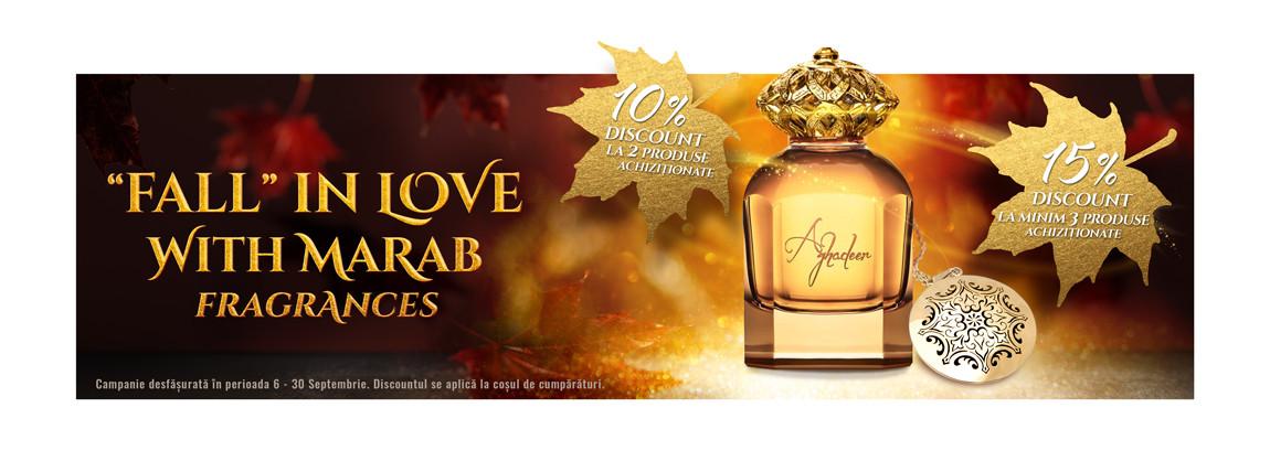 Fall in love marab Cover